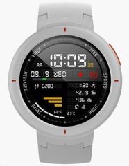 XIAOMI AmazFit Verge White, chytré hodinky s GPS, bílé
