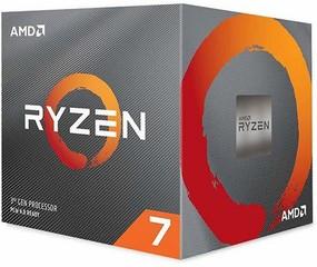 AMD cpu Ryzen 7 3800X AM4 Box (s chladičem, 3.9GHz / 4.5GHz, 32MB cache, 105W, 8 jádro, 16 vlákno), Zen2 Matisse 7nm CPU