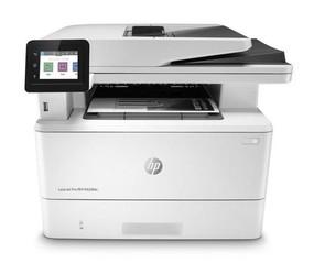 HP LaserJet Pro MFP M428fdn, A4 multifunkce Print/Scan/Copy/FAX duplex, USB2.0 +GLAN RJ45 , 38stran/min, podavač, JetIntelligence