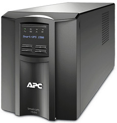 APC SMT1500IC ups Smart-UPS 1500 LCD, 1000W/1500VA, USB, 230V with SmartConnect (1000W)