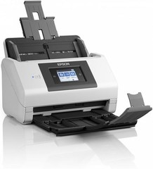 EPSON Scaner WorkForce DS-780N, A4, 600 dpi, USB OCR