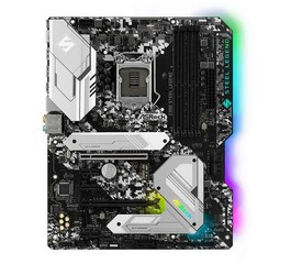 ASROCK MB Z390 STEEL LEGEND (intel 1151v2 coffee lake, 4xDDR4, 6xSATA3, M.2, HDMI+DPort, 1xGLAN)
