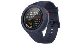 XIAOMI AmazFit Verge Blue, chytré hodinky s GPS, tmavě modré