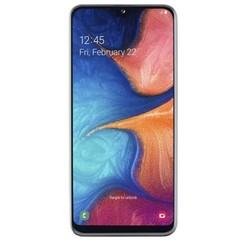 SAMSUNG Galaxy A202 Bílý, A20e DUALSIM, smartphone, 32GB, 5.8