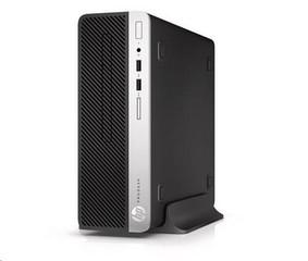HP PC HP ProDesk 400 G5 SFF, Win10pro64, intel i3-8100, 1x8GB, 1TB, Intel HD, usb kláv. a myš, DVDRW, 180W gold, 2xDP+VGA, Win10Pro