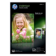 HP (CR757A) Photo Paper Glossy Everyday 10x15cm, 100ks, 200 g/m2
