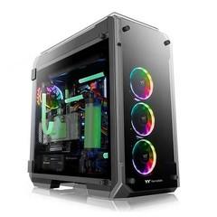 THERMALTAKE case View 71 TG RGB PLUS černý s oknem, E-ATX, 4x TG, 4x fan 120mm RGB (EATX case bez zdroje)