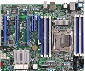 ASROCK RACK MB EPC612D8A server MB (intel 2011 R3 Xeon, 8xDDR4, 12xSATA3 , GLAN, ATX)
