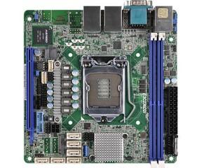 ASROCK RACK MB E3C236D2I server MB 1151 Xeon Kaby Lake (intel C236, 2xDDR4, 6xSATA3, 2xGLAN, miniITX)