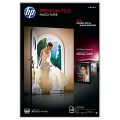 HP (CR675A) Premium Plus Glossy Paper A3, 20ks, 300 g/m2