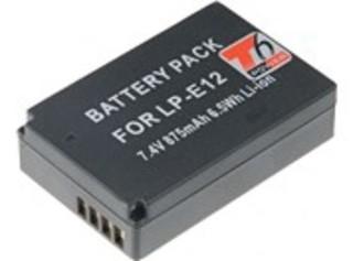 T6 POWER Baterie DCCA0022 T6 Power FOTO Canon
