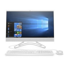 HP PC 24-f0011nc FHD AiO NT, procesor i3-8130U, RAM 1x8 GB, HDD 1 TB, grafika Intel UHD, OS Win10Home, WiFi a/b/g/n/ac + BT, usb klávesnice a myš
