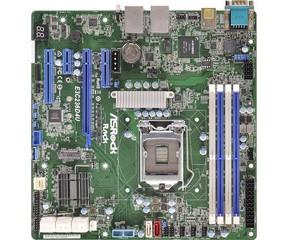 ASROCK RACK MB E3C236D4U server MB 1151 Xeon Kaby Lake (intel C236, 4xDDR4, 8xSATA3, 2xGLAN, mATX)