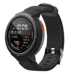 XIAOMI AmazFit Verge Gray, chytré hodinky s GPS, tmavě šedé