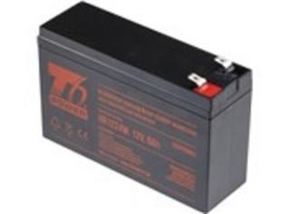 Akumulátor T6 Power HR1224W, 12V, 6Ah