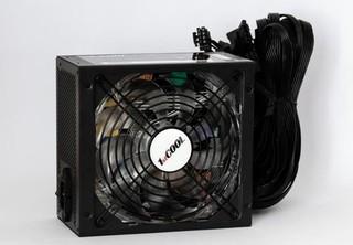 1stCOOL zdroj 700W RAINBOW STORM 700 85+ s aktivnim PFC, ARGB ventilátor 140mm (zdroj do PC case, 3pin konektor fo MB)