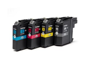 BROTHER LC-123VALBP cartridge multipack (CMY + BK)