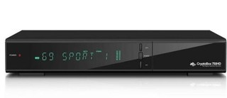 AB CryptoBox 702T HD set-top-box (digital DVB-T2 HEVC H.265 přijímač) USB, SCART, RJ45, HDMI, nahrávání na USB, set-top-box
