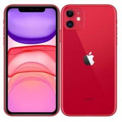 Apple iPhone 11 64GB RED (červený)