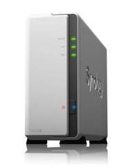 SYNOLOGY DS120J Disc Station datové úložiště (pro 1x HDD, CPU 800MHz, 256MB DDR3L RAM, 1x LAN, NAS)