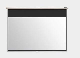 ACER M90-W01MG závěsné manuální roletové plátno, úhlopříčka 90 palců, 16:9 (Projection Screen 90'' (16/9) Wall & Ceiling Gray)