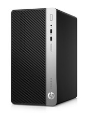 HP PC HP ProDesk 400 G6 MT Microtower, i7-9700 / 8GB / 256 GB SSD / Intel UHD / DVD-RW/ W10 PC