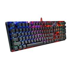 A4TECH Bloody B810R mechanická RGB podsvícená herní klávesnice, USB, CZ