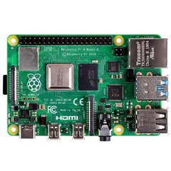 RASPBERRY Pi 4 Model B 1GB jednodeskový počítač