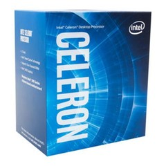 INTEL cpu CELERON G4930 1151v2 Coffee Lake BOX 54W (3.2GHz normal, 2x jádro, 2x vlákno, 2MB cache, grafika HD610, ECC, virtualizace