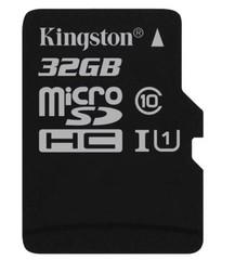 KINGSTON micro SD card SDHC 32GB class10 UHS-I U1