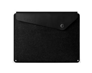 MUJJO Pouzdro SLEEVE pro Apple MacBook Pro 13 (2016-2018) (černé)