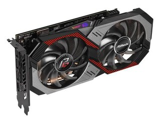 ASROCK vga RX 5500 XT Phantom Gaming D 8GB OC s AMD Radeon RX5500XT 8GB GDDR6 (3x DPort, 1x HDMI)