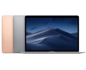APPLE NB MacBook Air 13in Retina Dual Core i5 1.60GHz, 8GB ram, 128GB ssd PCIe, Silver, CZ klávesnice. macOS (model 2019, tišší klávesnice)