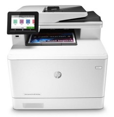 HP Color LaserJet Pro MFP M479dw A4 multifunkce color (27/27 ppm, DUPLEX, ADF, LAN+USB 2.0 +WIFI, Print/Scan/Copy, JetIntelligence)