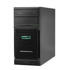 HPE ProLiant ML30 Gen10 server (bez OS) intel xeon E-2124, ram 8GB, bez hdd, 4LFF, 2x 1Gbit, 350W, tower