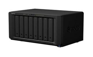 SYNOLOGY DS1819+ Disc Station datové úložiště (pro 8x HDD, quad core CPU 4x 2.1GHz, 4GB DDR4, 4x LAN, NAS)