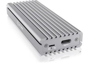 RAIDSONIC ICY BOX IB-1817MA-C31, externí hliníkový box pro M2 NVMe/USB