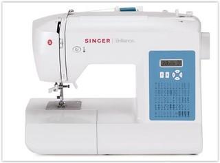 SINGER Brilliance 6160/00 šicí stroj (rozbalený) (SMC 6160/00)