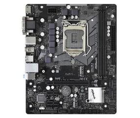 ASROCK B460M-HDV (intel 1200, 4xDDR4 2933MHz, 6xSATA3, 2xM.2+M.2(wifi), VGA+HDMI +DPort, 1xGLAN, mATX)