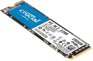 CRUCIAL P2 SSD NVMe M.2 250GB PCIe