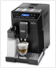 DeLONGHI Eletta Capuccino ECAM 44.660.B černý (plnoautomatický kávovar)