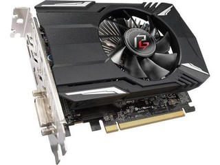 ASROCK vga PHANTOM RX560 2GB (použitá, rozbalená) s AMD Radeon RX 560 2GB GDDR5 (1x DVI-D, 1x HDMI, 1x DPort)