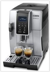 DeLONGHI Dinamica ECAM 350.35.SB stříbrný (plnoautomatický kávovar)