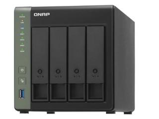QNAP TS-431KX-2G TurboNAS server s RAID, 4xjádro 1.7GHz, 2GB DDR3, pro 4x3,5/2.5