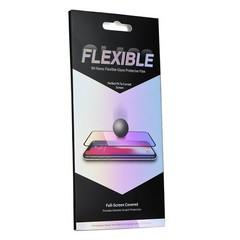 Ochranné Tvrzené Sklo 5D FLEXIBLE NANO iPhone X/XS, 11 Pro (5,8) černá - (Hot Banding)