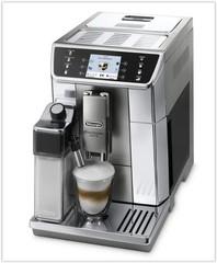 DeLONGHI PrimaDonna Elite ECAM 650.55.MS stříbrmý (plnoautomatický kávovar)