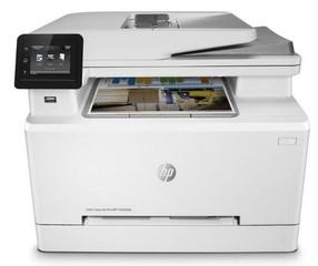 HP Color LaserJet Pro MFP M283fdn. A4 multifunkce. Tisk, kopírování, skenování, fax, USB+LAN, 21/21 ppm, 600x600 dpi, duplex, čelní port USB, ADF na 50 listů (nástupce za M281fdn T6B81A)