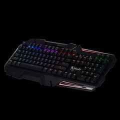 A4TECH herní klávesnice A4-B880R BLOODY PODSVÍCENÁ, black, USB