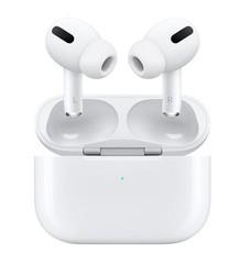 APPLE AirPods PRO sluchátka do uší s mikrofonem bílé, wireless, bezdrátové, bluetooth