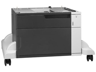 HP CF243A LaserJet 1x500 Sheet Feeder and Stand